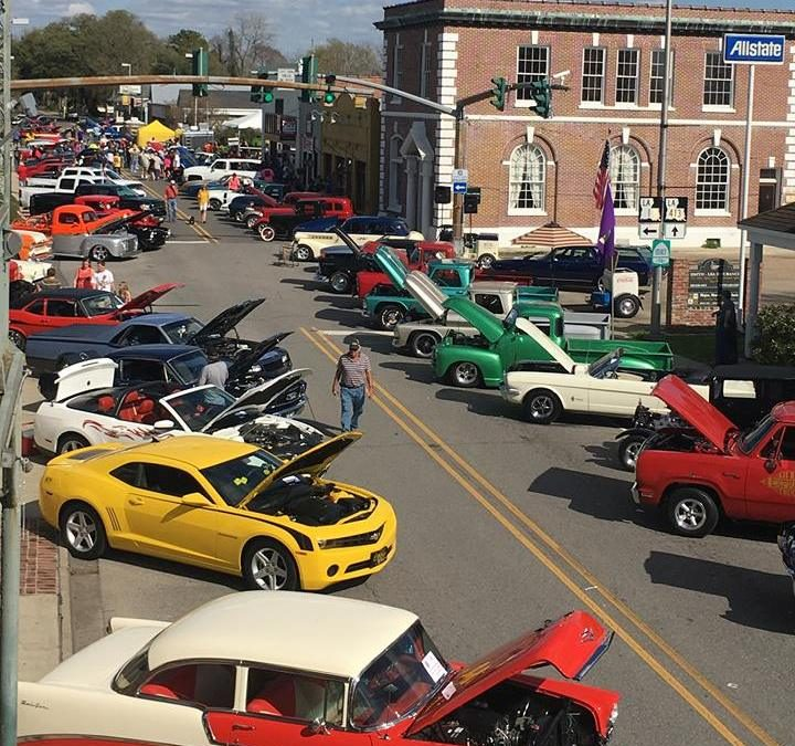 New Roads host 11th Spring Street Car Show