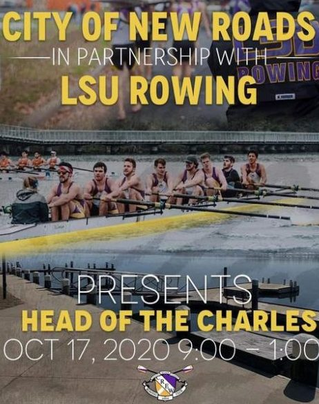 LSU ROWING – HEAD OF THE CHARLES