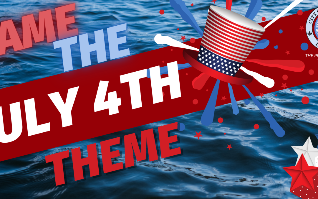Name the July 4th Theme Contest