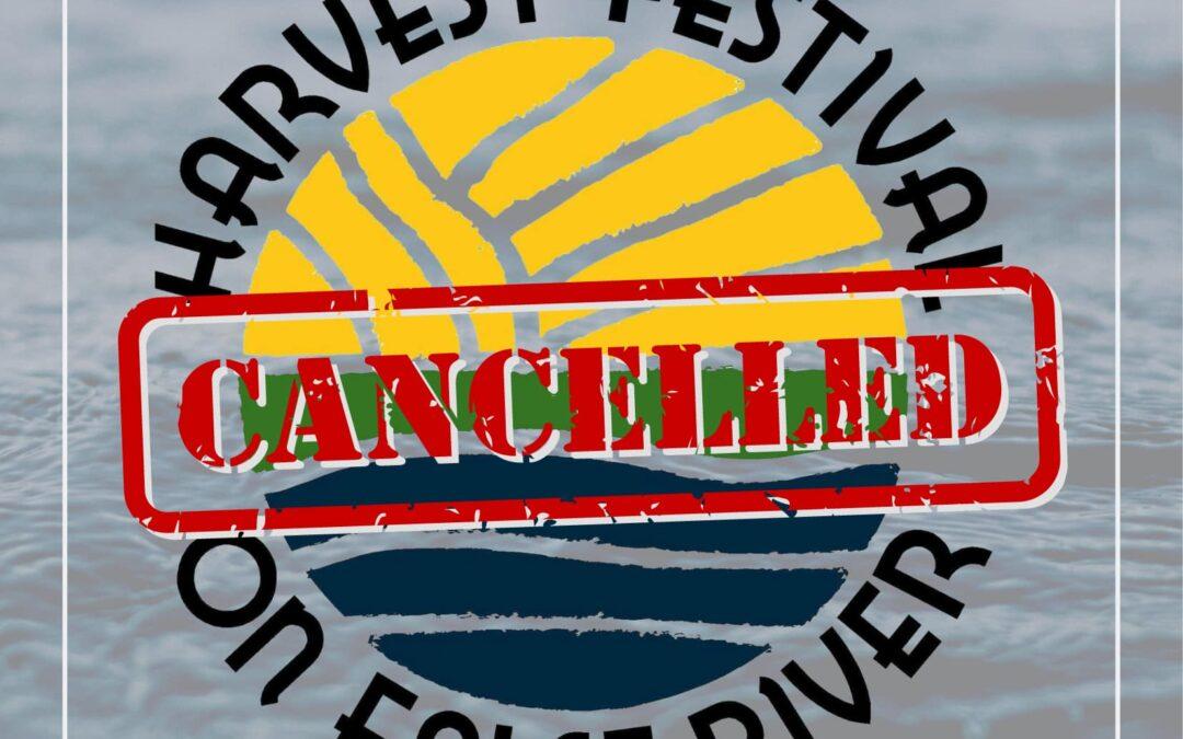 CANCELED: Harvest Festival
